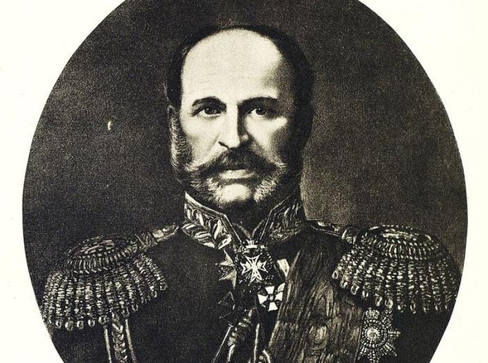 Министр внутренних дел, граф А. Г. Строганов | Фото: histpol.pl.ua