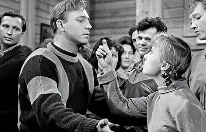 Кадр из фильма *Девчата*, 1961 | Фото: life-artists.ru