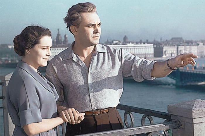 Кадр из фильма *Неоконченная повесть*, 1955 | Фото: aif.ru