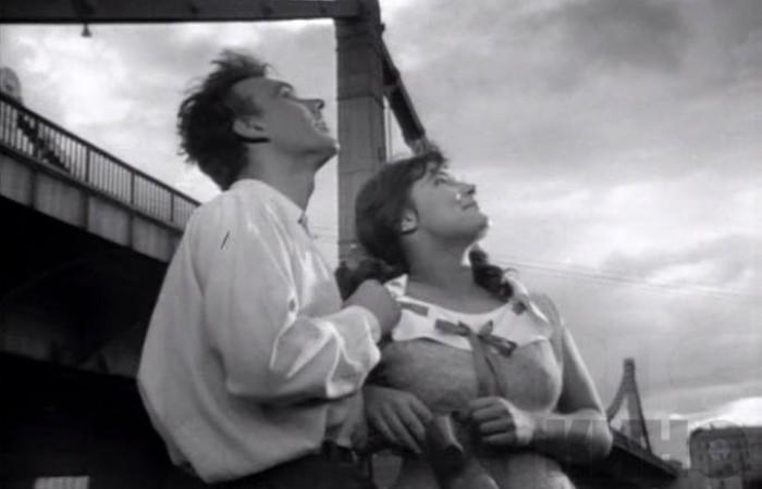 Кадр из фильма *Летят журавли*, 1957 | Фото: liveinternet.ru