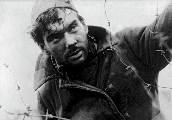 Алексей Баталов в фильме *Летят журавли*, 1957 | Фото: ria.ru