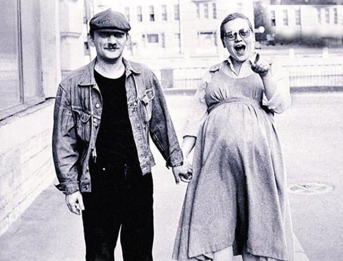 Светлана Крючкова и ее второй муж Юрий Векслер | Фото: goodhouse.ru