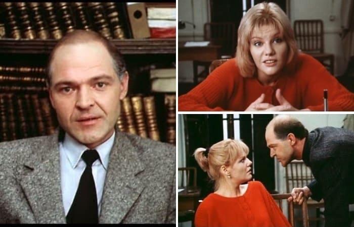 Кадры из фильма *Криминальный талант*, 1988 | Фото: vokrug.tv и obltv.ru