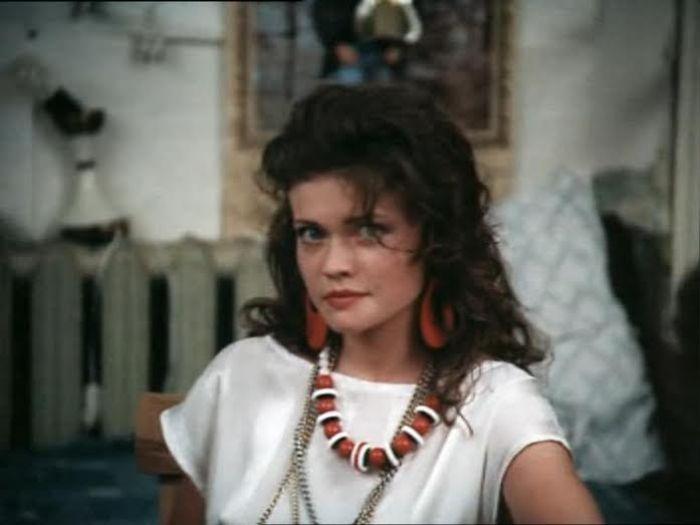 Анна Назарьева в фильме *Криминальный талант*, 1988 | Фото: kino-teatr.ru