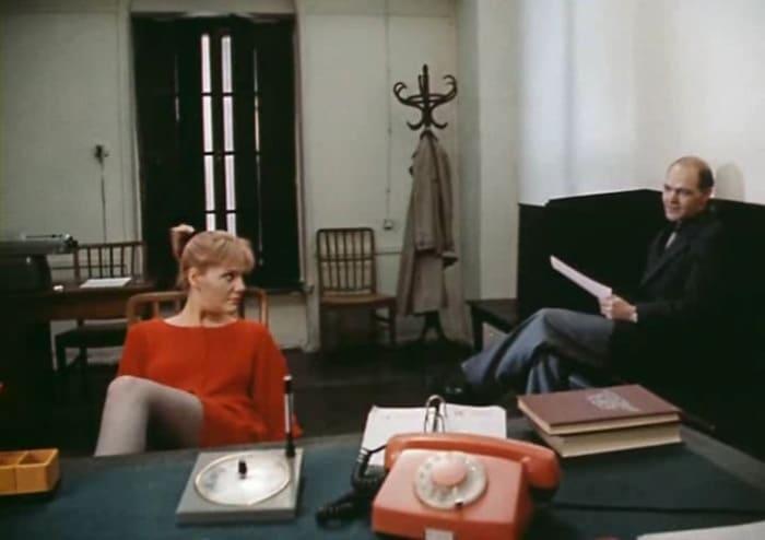 Кадр из фильма *Криминальный талант*, 1988 | Фото: vokrug.tv