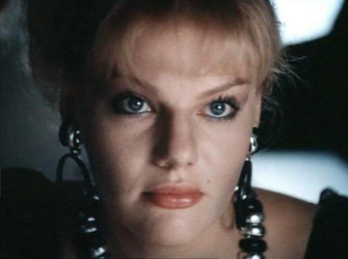 Александра Захарова в фильме *Криминальный талант*, 1988 | Фото: kino-teatr.ru