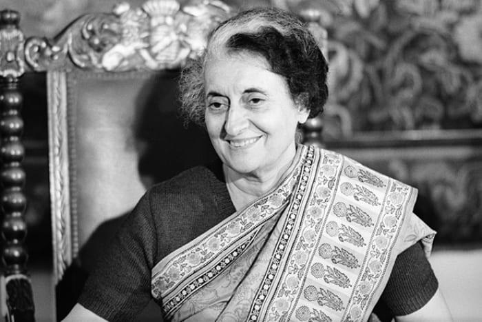 *Индийская железная леди* Индира Ганди | Фото: 24smi.org