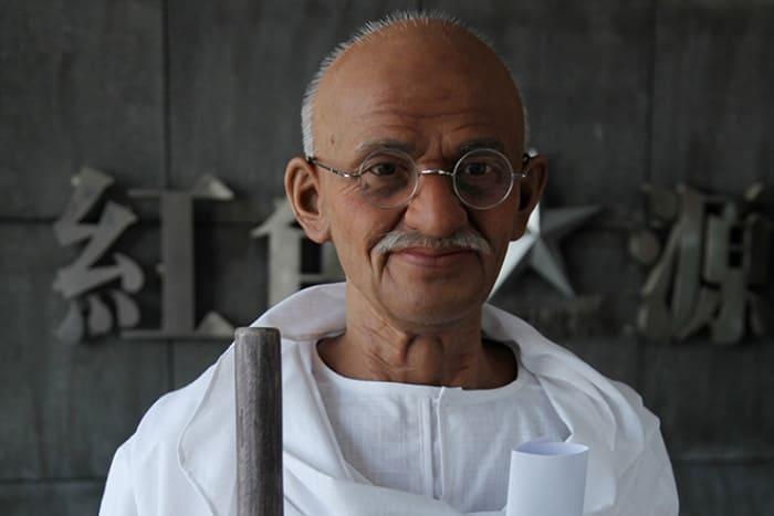 *Отец нации* Махатма Ганди | Фото: 24smi.org