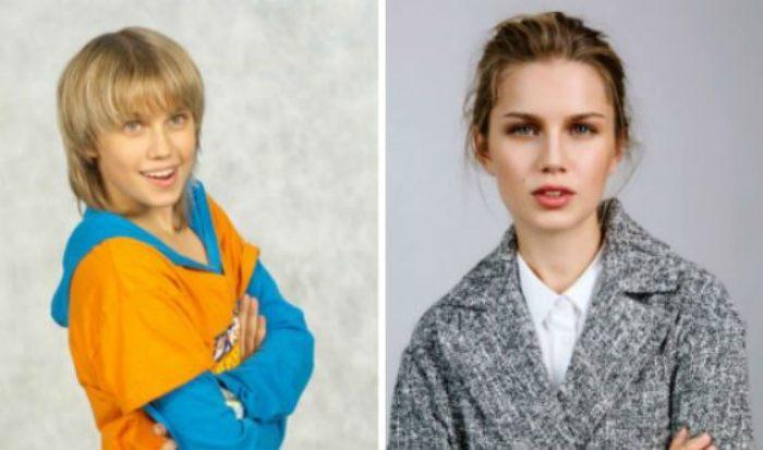 Дарья Мельникова в сериале *Папины дочки* и в наши дни | Фото: uznayvse.ru