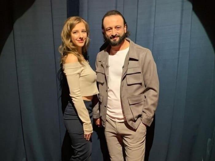 Елизавета Арзамасова и Илья Авербух | Фото: vokrug.tv