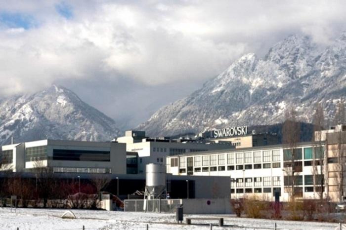 Завод Сваровски в Австрии | Фото: venividi.ru