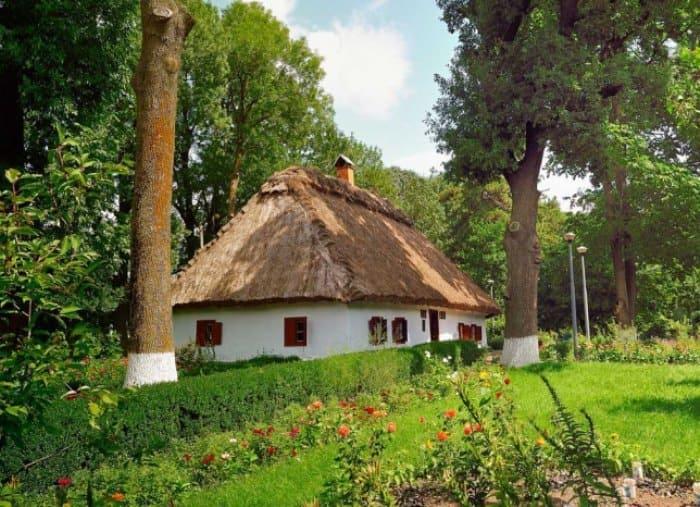 Дом-музей Даниила Заболотного в селе Чеботарка (Заболотное) | Фото: photosight.ru