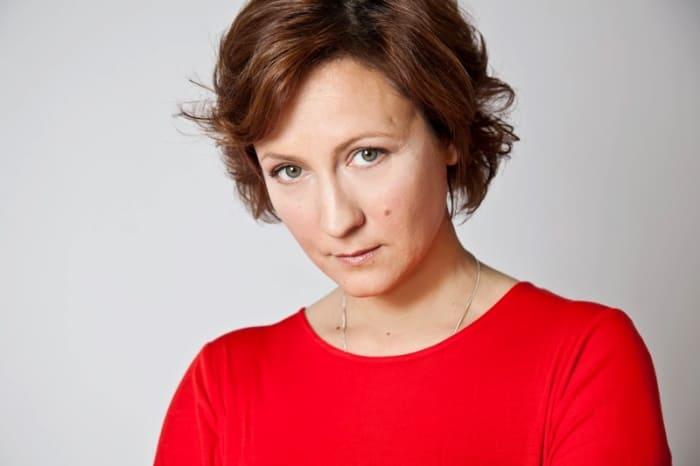Актриса Дарья Дроздовская   Фото: kino-teatr.ru
