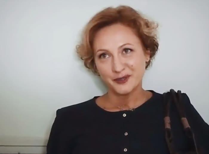 Дарья Дроздовская в сериале *Неизвестный*, 2017   Фото: kino-teatr.ru