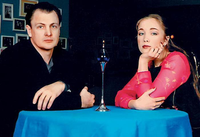 Дарья с отцом, режиссером Юрием Морозом | Фото: 7days.ru