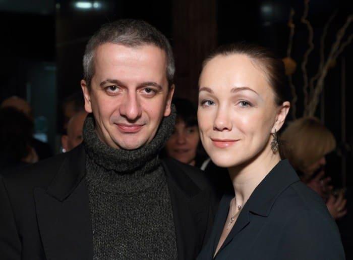 Актриса с мужем, режиссером Константином Богомоловым | Фото: 24smi.org