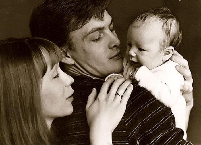 Дарья Мороз с родителями | Фото: 7days.ru