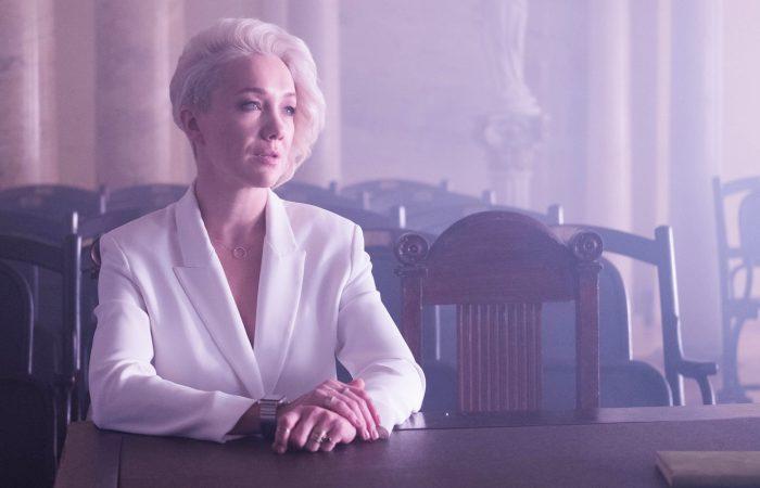 Дарья Мороз в сериале *Клиника счастья*, 2021   Фото: kino-teatr.ru