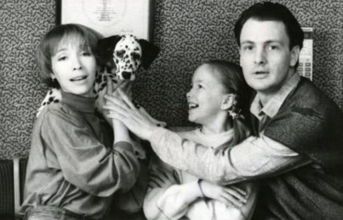 Дарья Мороз с родителями   Фото: uznayvse.ru