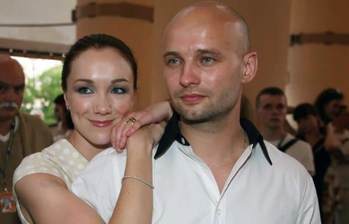 Дарья Мороз и Андрей Томашевский   Фото: starhit.ru