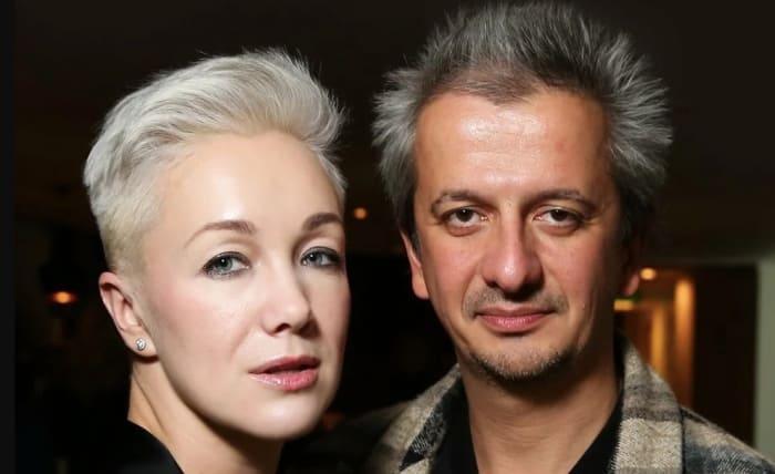 Дарья Мороз и Константин Богомолов   Фото: kino-teatr.ru