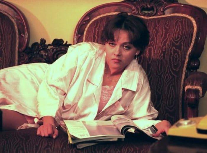 Дарья Повереннова в сериале *Бригада*, 2002   Фото: kino-teatr.ru