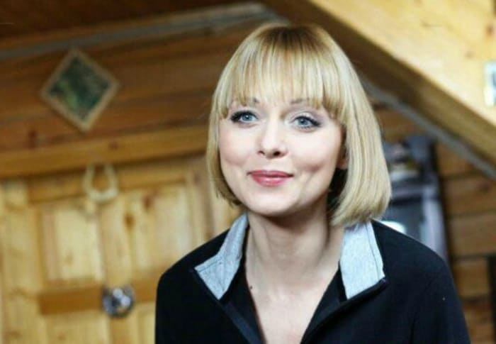 Дарья Повереннова в сериале *Игра*, 2011   Фото: kino-teatr.ru