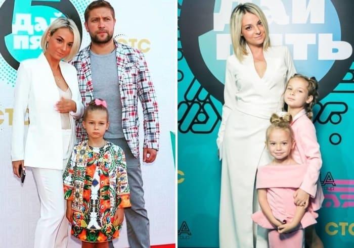 Актриса с мужем и детьми | Фото: pic-words.com