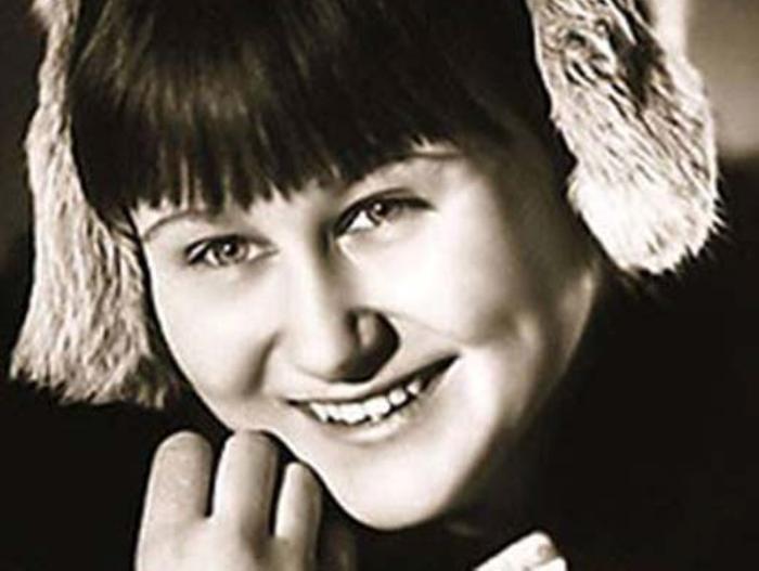 Дарья в юности | Фото: stuki-druki.com