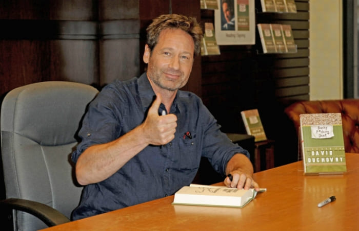 Дэвид Духовны известен и как писатель   Фото: 24smi.org