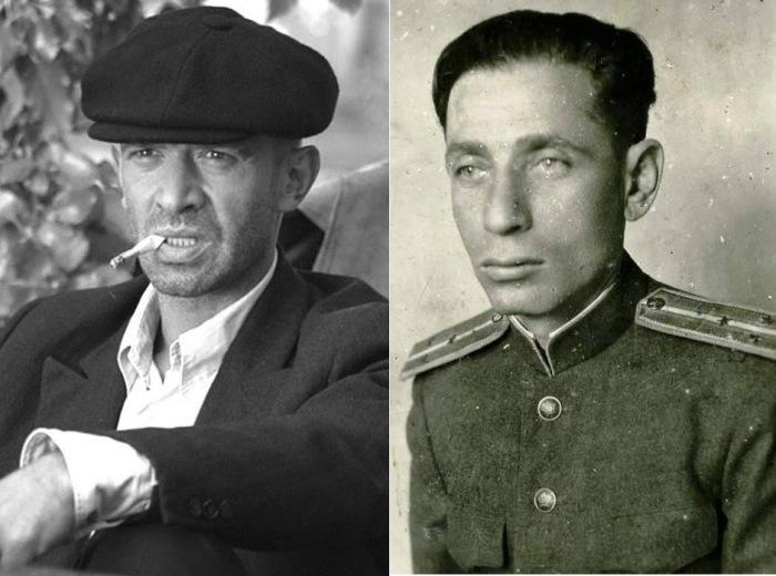 Давид Гоцман и его прототип – Давид Михайлович (Менделевич) Курлянд