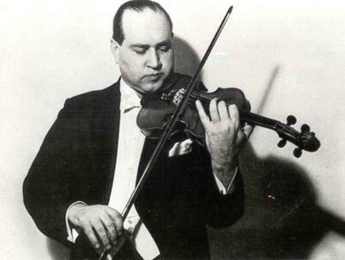 *Первая скрипка мира* Давид Ойстрах | Фото: intoclassics.net