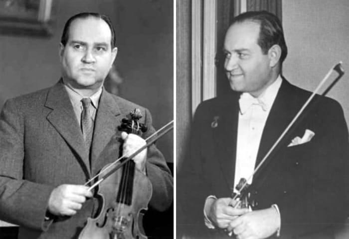 Легендарный скрипач Давид Ойстрах | Фото: odesskiy.com