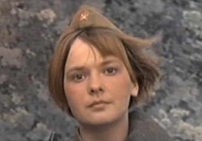 Екатерина Маркова в роли Гали Четвертак | Фото: kino-teatr.ru