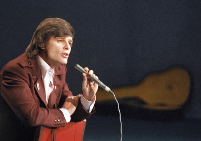 Дин Рид в Москве, 1979 | Фото: moscvichka.ru
