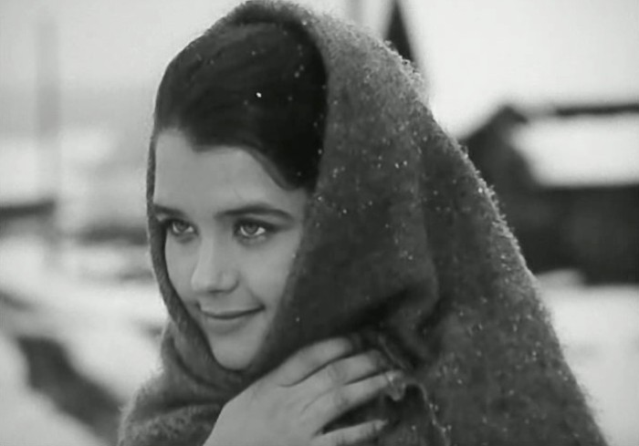 Ирина Алферова в короткометражке *Алексеич*, 1970 | Фото: kino-teatr.ru