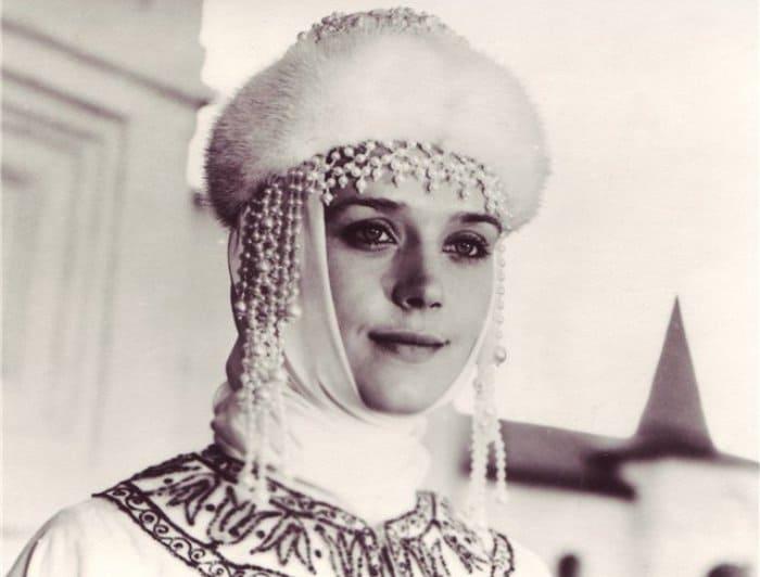 Ирина Алферова в фильме *Осенние колокола*, 1978   Фото: kino-teatr.ru