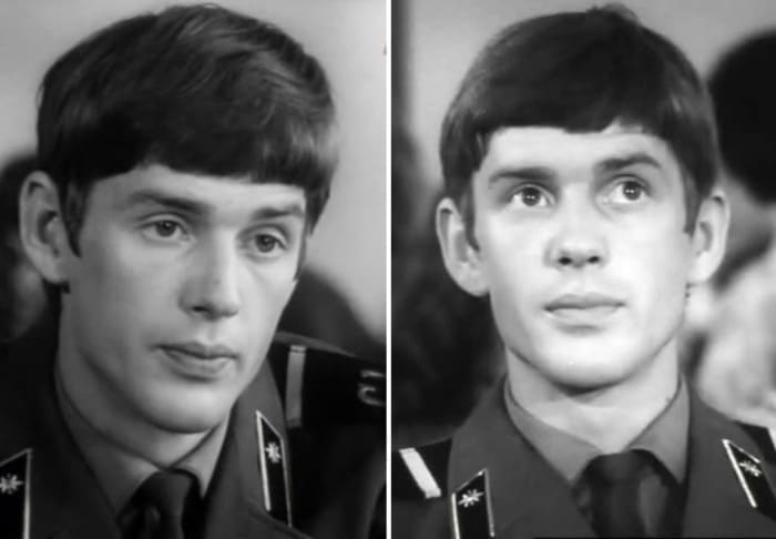 Александр Абдулов в фильме *Вера и Федор*, 1974   Фото: kino-teatr.ru