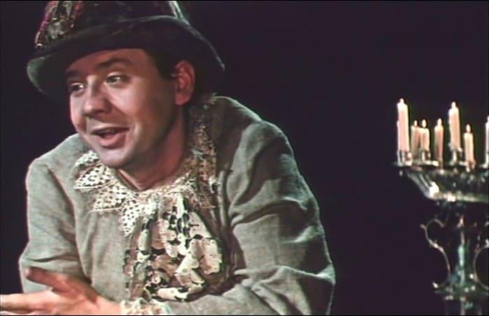 Олег Табаков в фильме *Король-олень*, 1969 | Фото: kino-teatr.ru