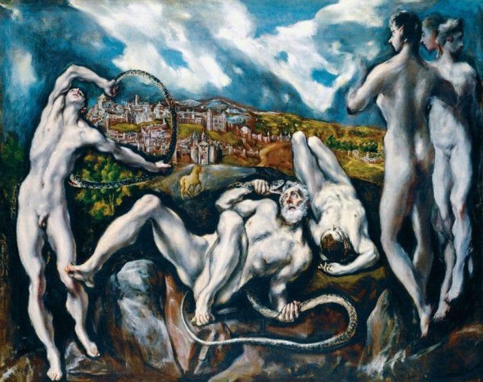 Эль Греко. Лаокоон, 1610-1614 | Фото: artrue.ru