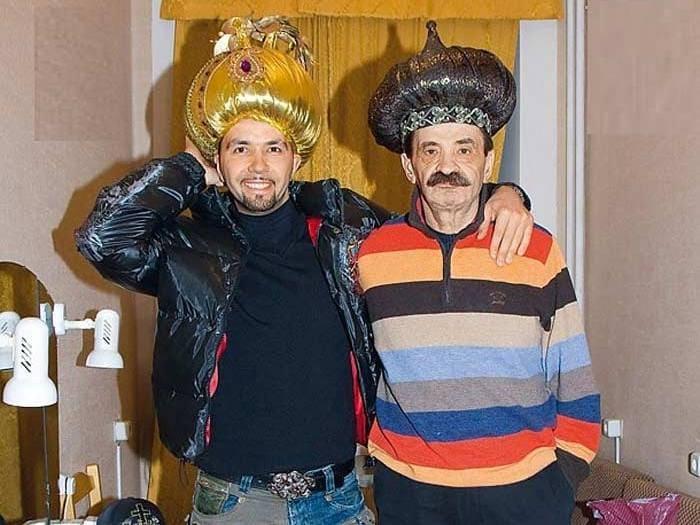 Илья Олейников и Денис Клявер | Фото: stuki-druki.com