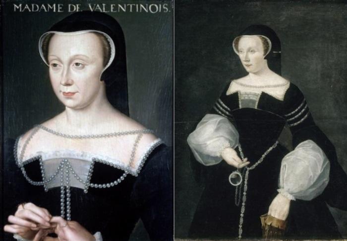 Диана де Пуатье, герцогиня де Валентинуа | Фото: liveinternet.ru