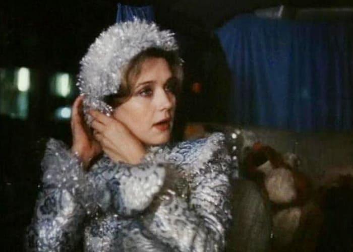 Ирина Алферова в фильме *Снегурочку вызывали?*, 1985 | Фото: ivi.ru