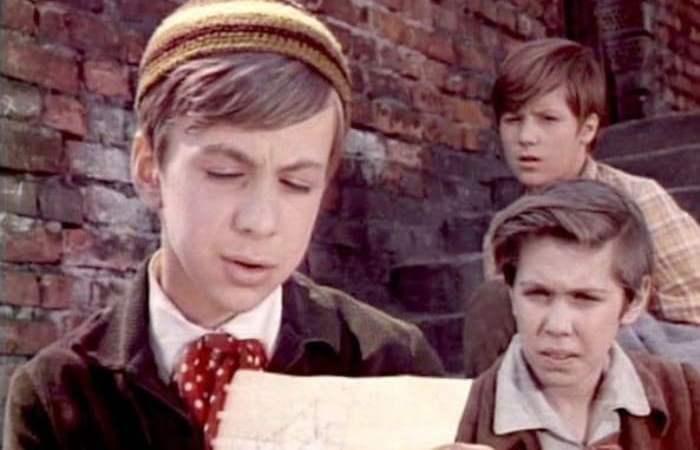 Кадр из фильма *Кортик*, 1973 | Фото: segodnya.ua