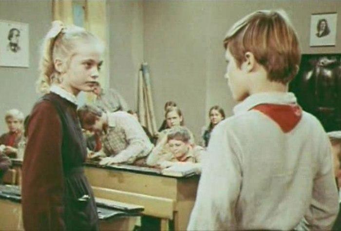 Светлана Потапчик в фильме *Кортик*, 1973 | Фото: kino-teatr.ru