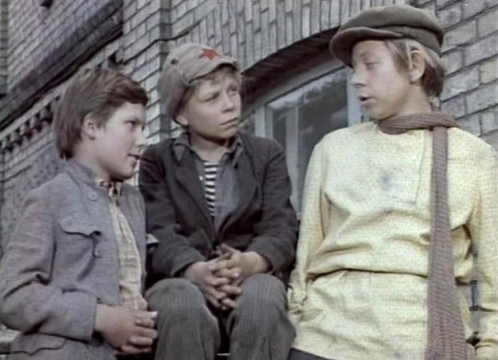 Кадр из фильма *Кортик*, 1973 | Фото: m-i-s-t-e-r-x-1.livejournal.com