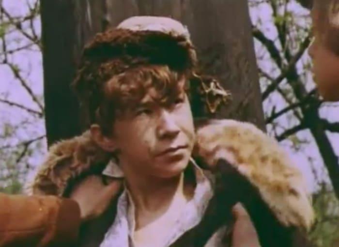 Александр Примако в фильме *Кортик*, 1973 | Фото: kino-teatr.ru