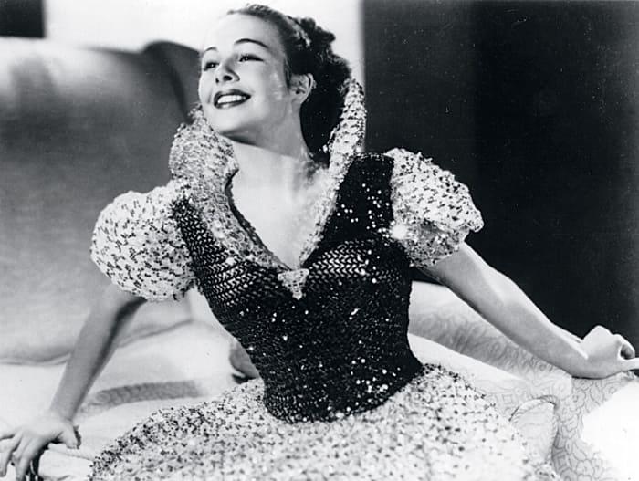 Актриса и танцовщица Марджори Белчер (Мардж Чемпион) | Фото: vokrugsveta.ru