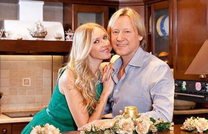 Актер со второй женой, Мариной Майко | Фото: uznayvse.ru