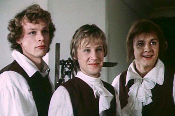 Кадр из фильма *Гардемарины, вперед!*, 1987 | Фото: aif.ru